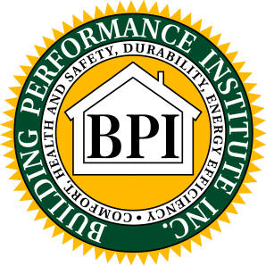 Building Performance Institute's Certified Building Analyst and EnvelopeProfessional
