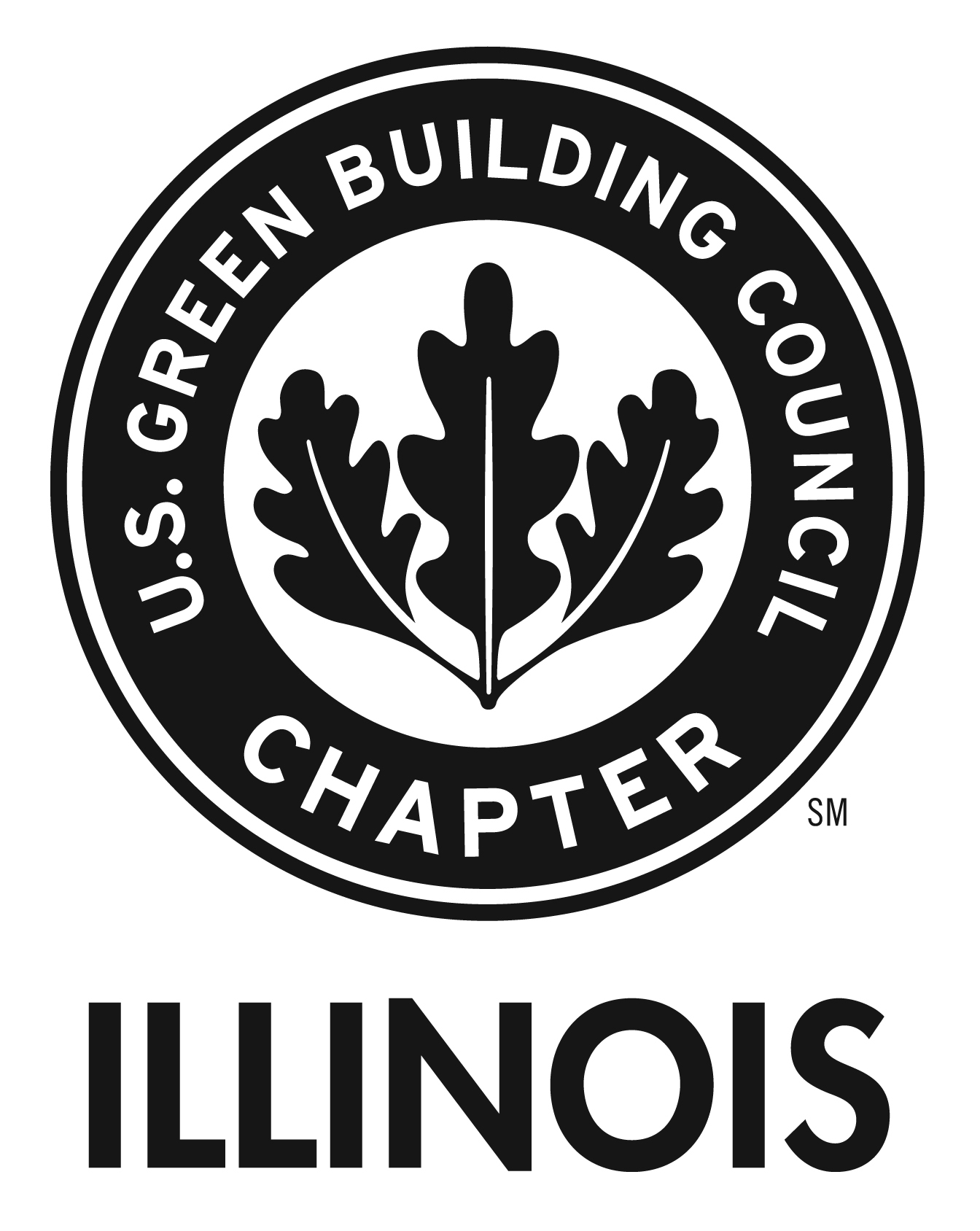 USGBC Illinois Chapter Logo