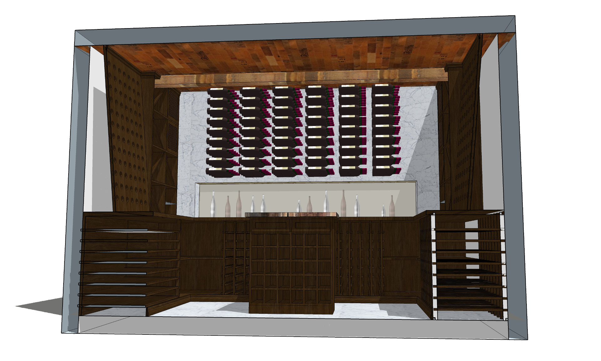 wine cellar revision 2f