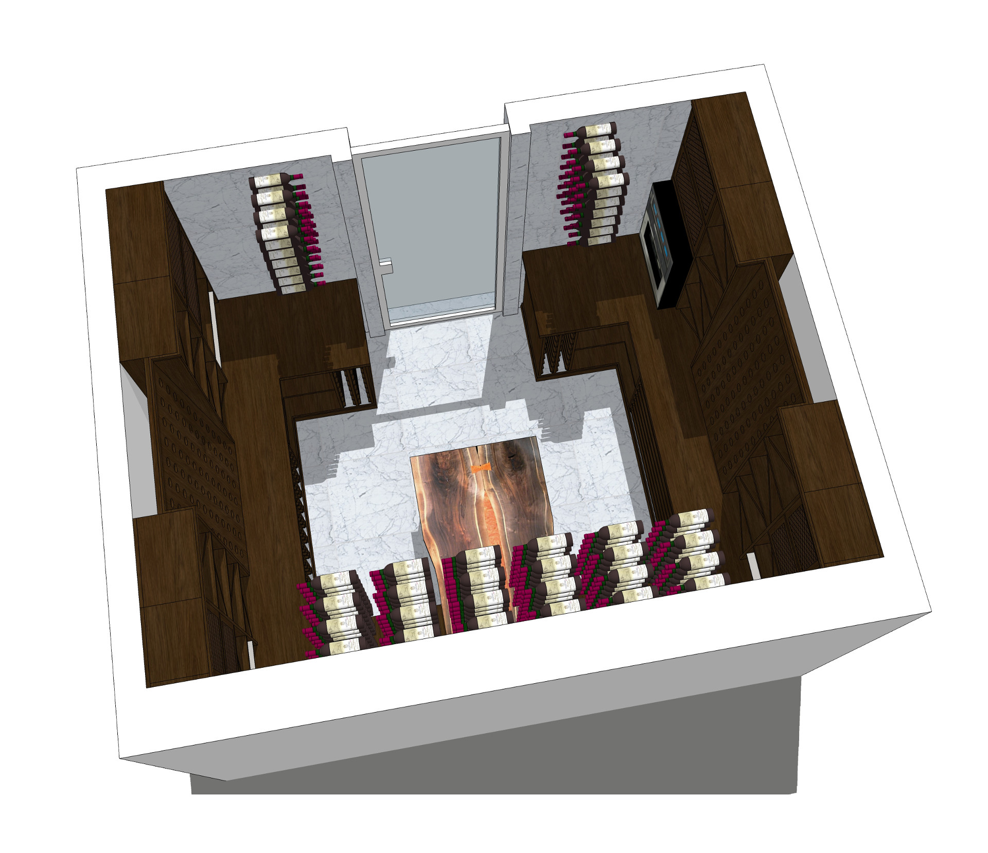 wine cellar revision 2h
