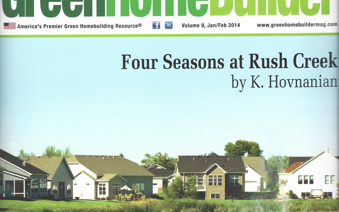 Green Home Builder January February 2014